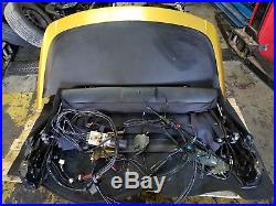 01-05 Mk4 Vauxhall Astra G Convertible Complete Folding Soft Roof & Motor Set Up