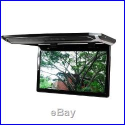 12.1'' Car Roof Overhead LED HD Monitor MP3 MP4 MP5 Video Player FM DVD System