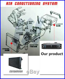 12v Durable A/c Kit Universal Under Dash Evaporator Kit Air Conditioner 3 Speed