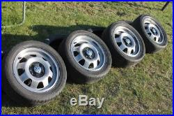 15 ATS CUPS TYRES VW alloys 4x100 polo golf UP jetta lupo arosa civic MAZDA MX5