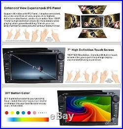 2 DIN Unit DVD GPS DAB Car Stereo For OPEL Vauxhall Vectra Astra H Combo Corsa D