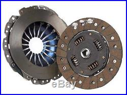 2 Pc Clutch Kit For Vauxhall Astra Van Mk IV V 1.6 1.7 1.8 205mm 1998 To 2005
