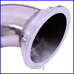 200cpi Sports Pre Cat Exhaust Front Pipe Downpipe Vauxhall Mk4 Mk5 Astra Vxr Gsi