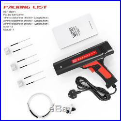 220V Induction Ductor Heater Kit Heater Bolt Automotive Remover Flameless Heat
