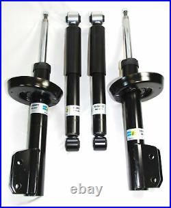 4x Bilstein B4 Front & Rear Shock Absorbers VAUXHALL ASTRA G Mk4 Cabrio 2.2 16V