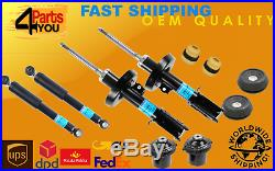 4x FRONT REAR Shock Absorbers DAMPERS MOUNTS VAUXHALL ASTRA G 1998- VAUXHALL MK4