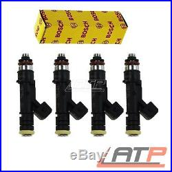 4x GENUINE BOSCH INJECTOR VAUXHALL OPEL ASTRA MK 4 IV G