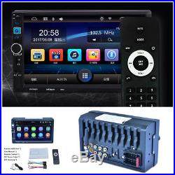 7''Capacitive Touch Builtin Wifi Bluetooth MP5 Player Car GPS Navigation Android