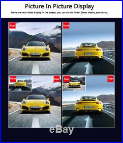 8 inch HD Touch Screen 4G ADAS Android 5.1 GPS Navigation Car DVR Video Recorder