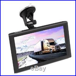 9''4K HD Car GPS Navigation Europe Maps DVR Dash Cam Vedio Night Vision Android