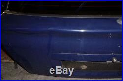 99-05 Vauxhall Opel Astra G Mk4 HATCH TAILGATE BOOTLID WITH GLASS IN BLUE
