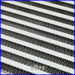 Alloy Front Mount Intercooler Fmic For Vauxhall Opel Astra G Mk4 2.0 Z20let Gsi