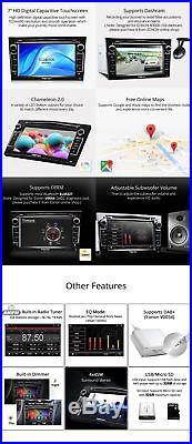 Android 6.0 7 Car DVD Player GPS with EasyConnection for Opel Vauxhall Holden