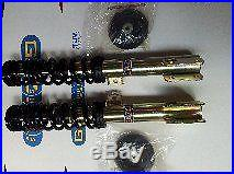 Astra MK4 Gaz adjustable coilover suspension kit with new mounts and bearings