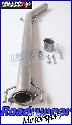 Astra Vxr Milltek Exhaust Non Resonated Centre Section Louder Msvx2209r