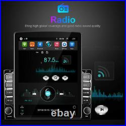 Bluetooth 9.7In Car MP5 Multimedia Player Stereo GPS Sat Navi Radio Android 8.1