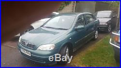 CHEAP CAR Vauxhall Astra MK4 LOW MILEAGE