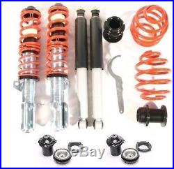 Coilover Vauxhall / Opel Astra G Mk4 Adjustable Suspension + Top Mounts