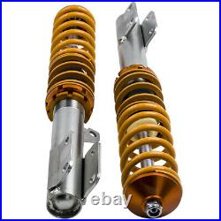 COILOVER for VAUXHALL OPEL ASTRA G MK4 TURBO ADJUSTABLE SUSPENSION 98-04