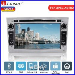 Car Stereo GPS Radio CD DVD Silver Player Vauxhall For Opel Astra Corsa Vectra