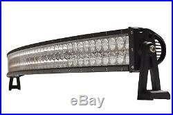 Curved 52inch 300W LED Work Light Bar Combo Light Truck Off-road SUV Boat Jeep