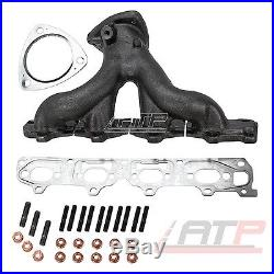 Exhaust Manifold + Assembly Kit Vauxhall Astra G Mk 4 Vectra B 2.2