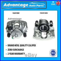 FITS VAUXHALL ASTRA Mk4 & Mk5 REAR RIGHT BRAKE CALIPER 542476 NEW