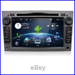 FOR OPEL VAUXHALL CORSA D ASTRA H STEREO ANDROID 7.1 GPS NAVI DVD Dash Head Unit