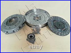 FOR Vauxhall Astra G MK4 2.0 DTI DUAL MASS TO SOLID FLYWHEEL CLUTCH CONVERSION