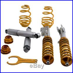 For Opel Vauxhall Astra G MK4 Coilovers Suspension Springs Kit 1998-2004