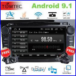 For Vauxhall OPEL Vectra Antara Astra H Combo Corsa D Car Stereo DVD Android 9.1
