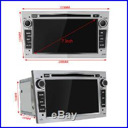 For Vauxhall Opel Corsa Meriva Car Stereo DVD Player GPS Navi 7inch DAB+ Radio