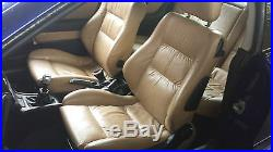 Genuine Vauxhall Astra G Mk4 Coupe Full Heated Leather Interior Ltd Edition