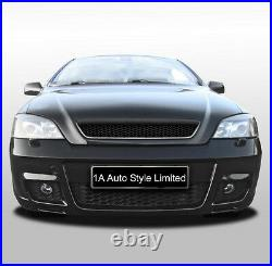 GSI Front Bumper for Vauxhall Astra mk4 G 1998-2004 including lower grills