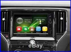 HD 7 Double DIN Car Player Stereo Radio Bluetooth FM USB MP5 MP3 Touch Screen
