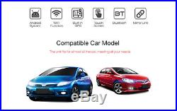 HD Capacitive 5-point Touch Car GPS Navigation DVR Vedio FM Radio Android 6.0.1