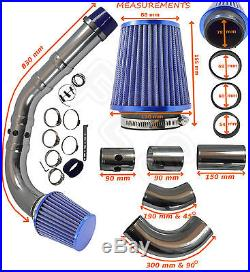 K&N TYPE UNIVERSAL PERFORMANCE COLD AIR FEED INDUCTION INTAKE KIT Vauxhall 1