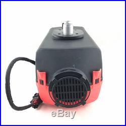 Liquid Crystal display withSwitch Air Heater Tank 12V 5000W Temperature Adjustable