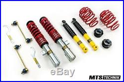 MTS Technik Coilovers Vauxhall Astra G Hatch Inc GSI With Drop Links 98-05