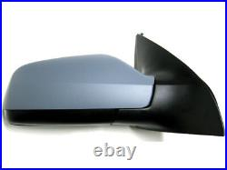 Mirror Wing Manual Right Gray For Painting For Vauxhall Astra G IV Mk4 98-06