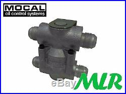 Mocal Ot/2g Remote Oil Cooler Thermostat With An -10 Jic Fittings Bct