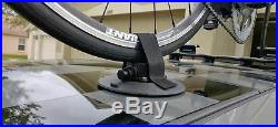 New Way Convenience 2 Bike Fork-Mount Roof or Rear Car Rack For Car ATV SUVs