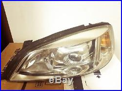 Opal Astra G hid xenon headlight headlamp Left Right near off side N/S O/S UK