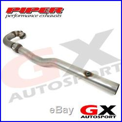 Piper Exhausts DP13B VAUXHALL ASTRA MK4 GSI/SRI 3 DOWNPIPE WITH Decat