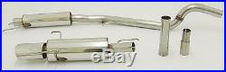 Piper Exhausts Vauxhall Astra MK4 2.2 16v Cat Back Exhaust System