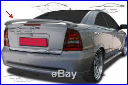 Rear Boot Spoiler For Vauxhall Astra G 98-04 Hf171 Coupe Cabrio Opel
