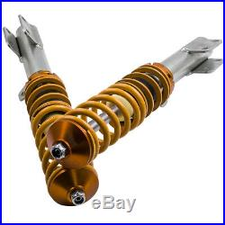 Return for Opel Vauxhall Astra G MK4 Coilovers Suspension Springs 1998-2004