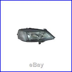 Right, HeadLight for Vauxhall ASTRA Mk IV Hatchback 1998 to 2004