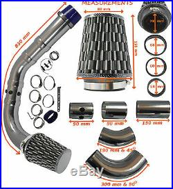 UNIVERSAL PERFORMANCE COLD AIR FEED INDUCTION INTAKE KIT FOR Vauxhall 1