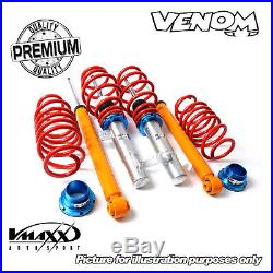 V-Maxx Coilovers Suspension Vauxhall Astra Mk4 (G) Hatch (All) (98-04) 60OP02